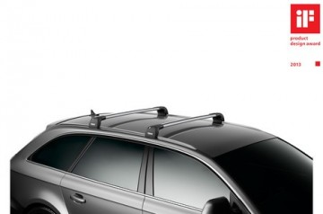 Thule Wingbar Edge 9593 Alu for lave rails / fixpoint